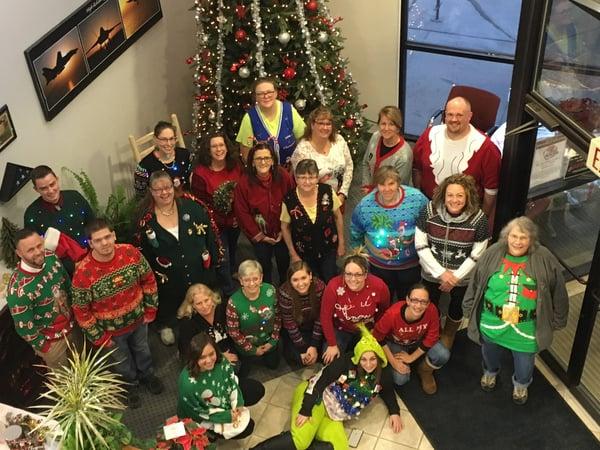 Liberty Christmas Sweaters