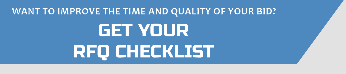 RFQ Checklist CTA